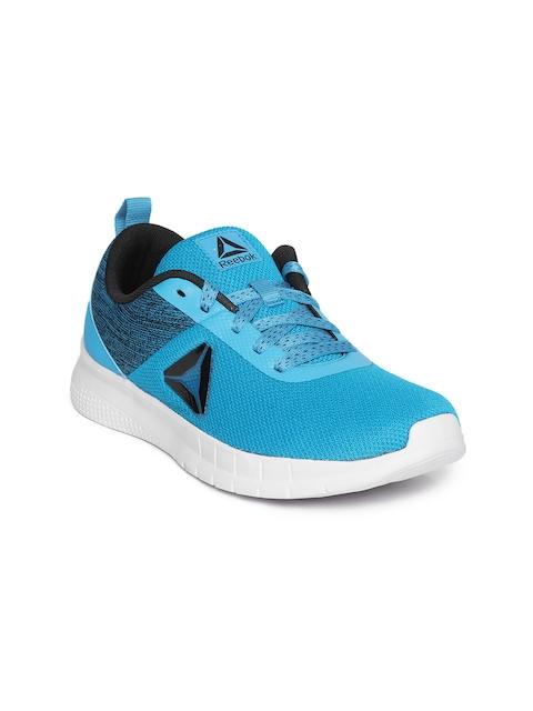 Reebok Women Blue Tread Prime Lite Walking Shoes
