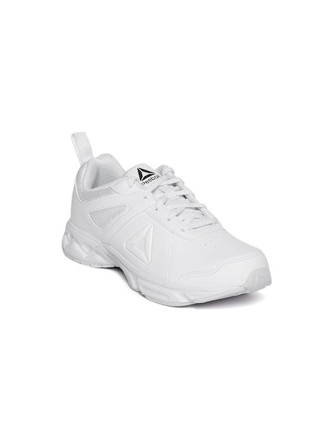 Reebok Boys White School Sports Extreme Running Shoes