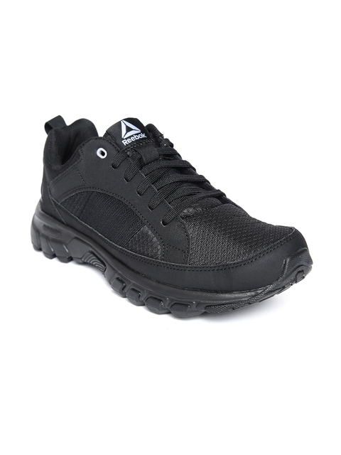 Reebok Men Black Walking Shoes