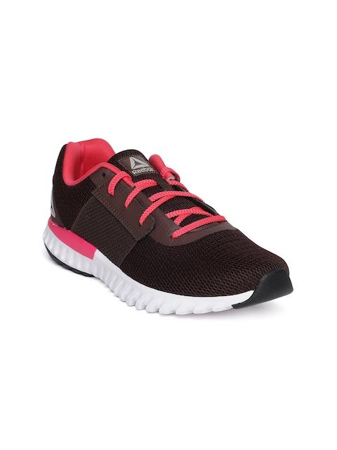 Reebok Women Brown City LP Running Shoes