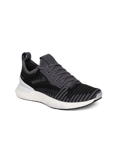 Reebok Women Grey & Black FLOATRIDE 6000 Running Shoes