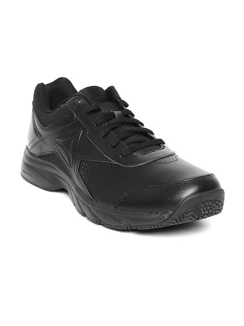 Reebok Men Black WORK N CUSHION 3.0 Walking Shoes