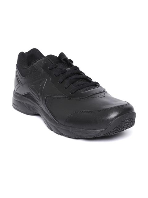 Reebok Men Black WORK N CUSHION 3.0 4E Walking Shoes
