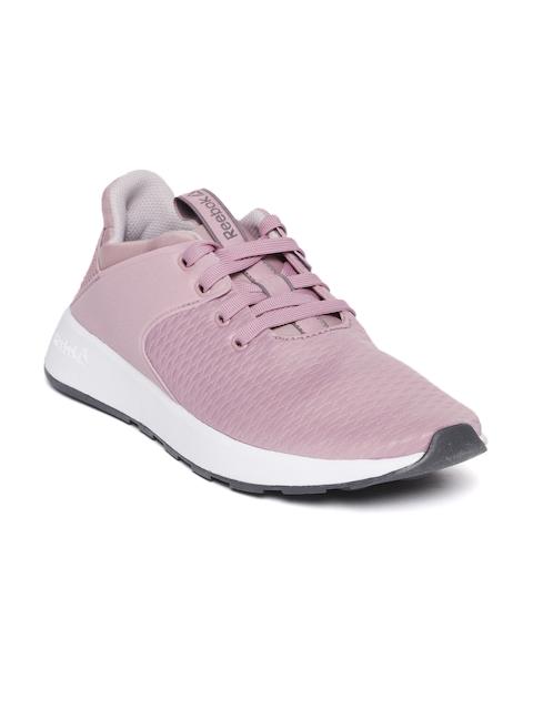 Reebok Women Dusty Pink Ever Road DMX Walking Shoes