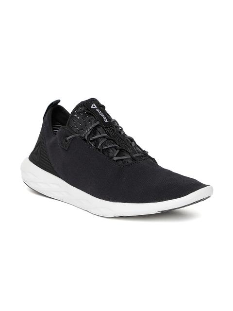 Reebok Women Black Astro Flex & Fold Walking Shoes