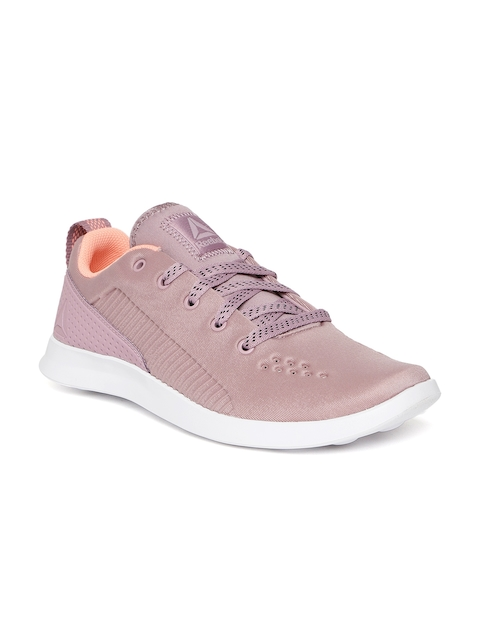 Reebok Women Dusty Pink Evazure DMX Lite Walking Shoes