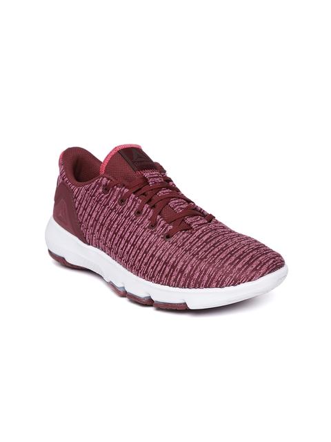 Reebok Women Burgundy Cloudride DMX 3.0 Walking Shoes