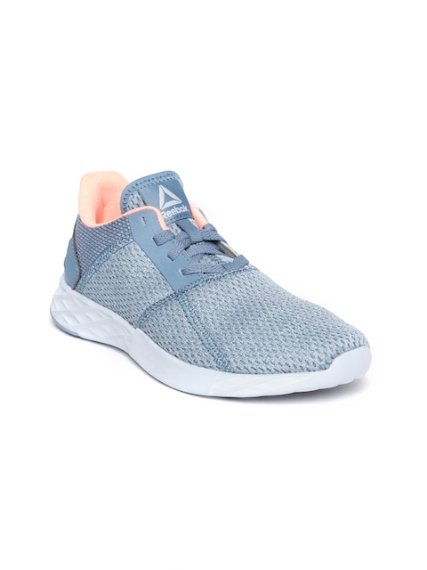 Reebok Women Blue Astroride Strike Running Shoes