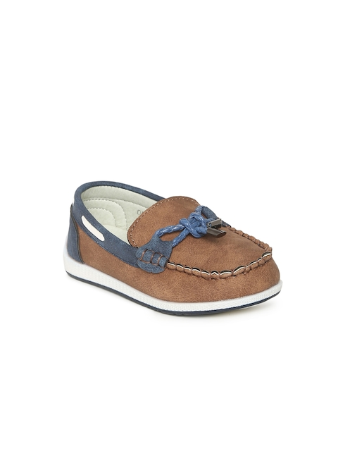 Fame Forever by Lifestyle Boys Tan Brown Loafers