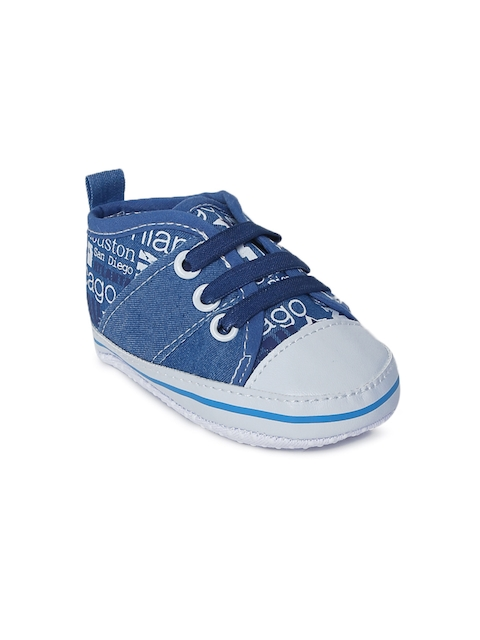 Fame Forever by Lifestyle Boys Blue Sneakers