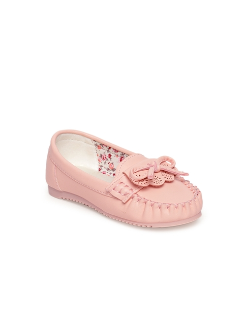 Fame Forever by Lifestyle Girls Pink Loafers
