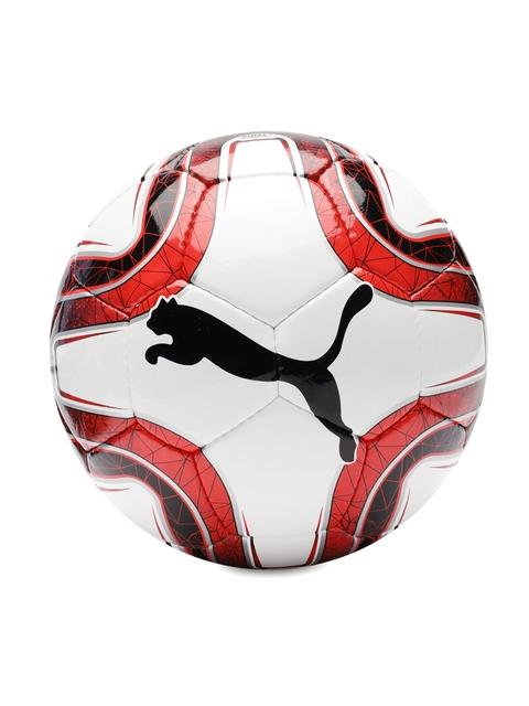 Puma Unisex Red & White FINAL 5 HS Trainer Football