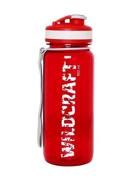 Wildcraft Unisex Red Tritan Bottle 800ml