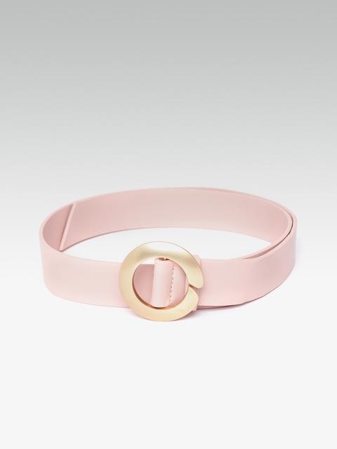 20Dresses Women Dusty Pink Solid Belt
