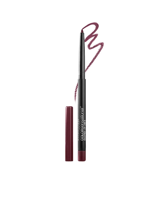 Maybelline New York 165 Plum Passion Color Sensational Lip Liner 0.28 g