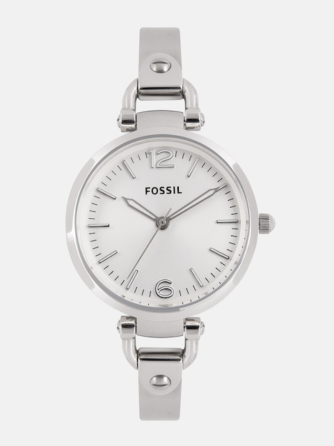 Fossil Women White Analogue Watch ES3083_OR