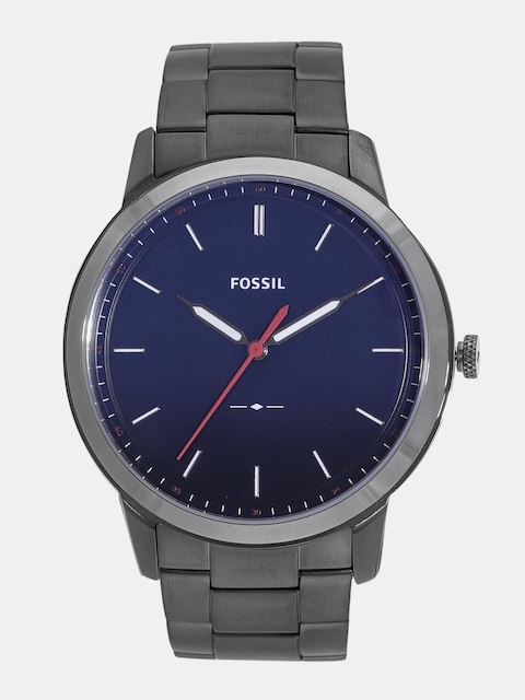 Fossil Men Navy Analogue Watch FS5377I_OR