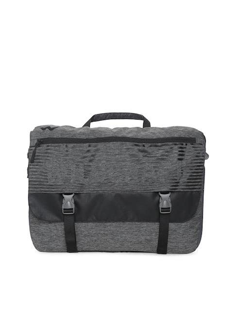 Wildcraft Unisex Grey Solid Laptop Bag