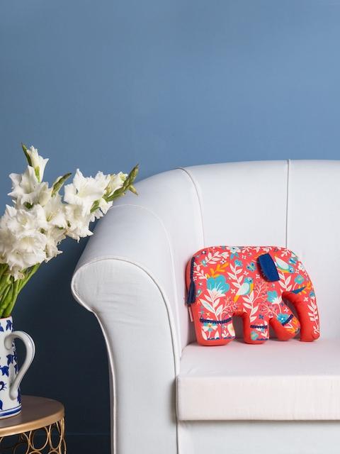 Chumbak Fantasy Elephant Shape Cushion