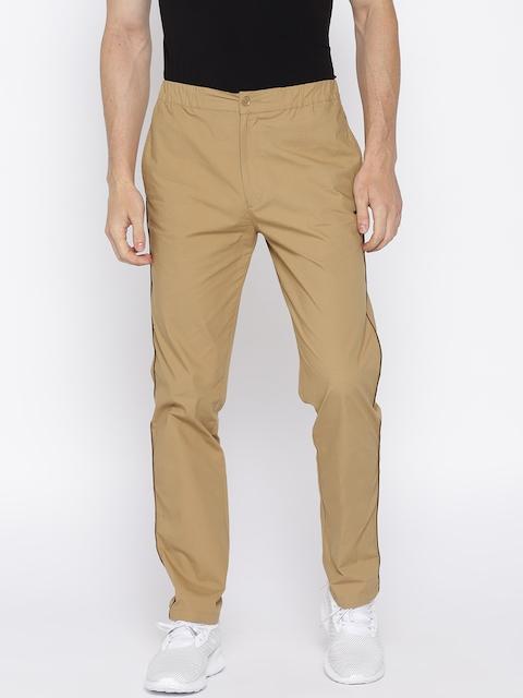 Monte Carlo Khaki Solid Track Pants