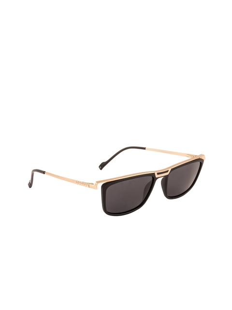 Voyage Unisex Rectangle Sunglasses NST059MG2400a