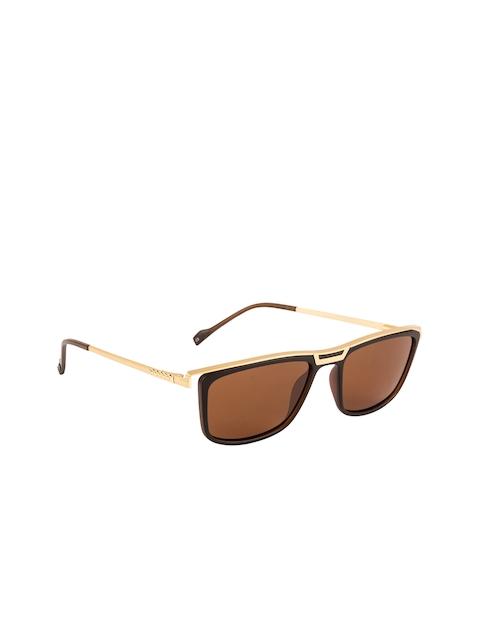 Voyage Unisex Rectangle Sunglasses NST059MG2397