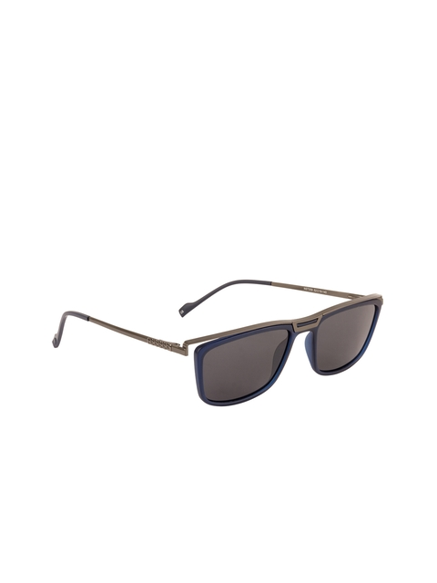 Voyage Unisex Rectangle Sunglasses NST059MG2396