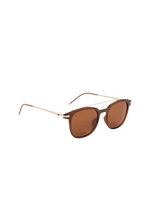 Voyage Unisex Oval Sunglasses NST070MG2406