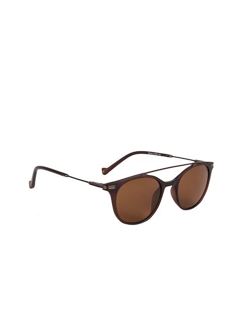 Voyage Unisex Oval Sunglasses NST044MG2412