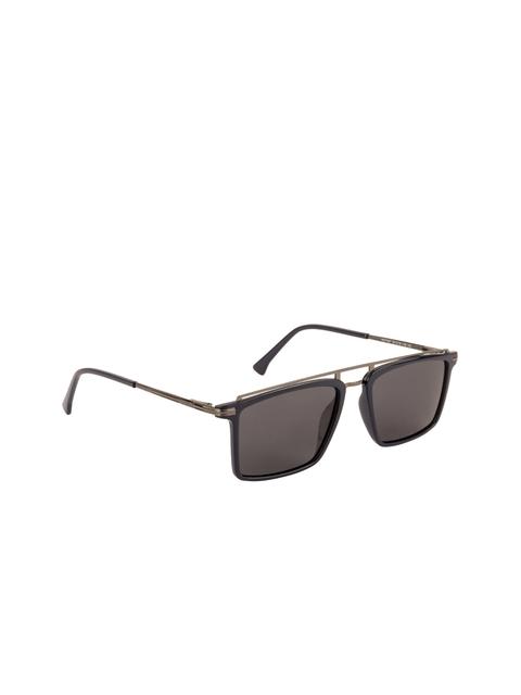 Voyage Unisex Rectangle Sunglasses NST067MG2395