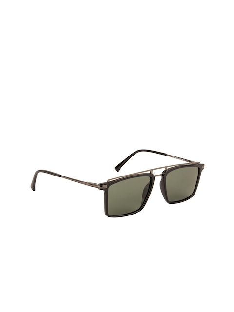 Voyage Unisex Rectangle Sunglasses NST067MG2391