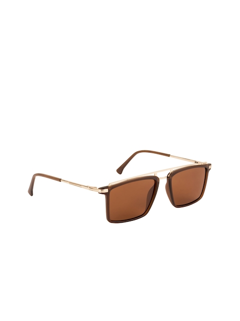 Voyage Unisex Rectangle Sunglasses NST067MG2394