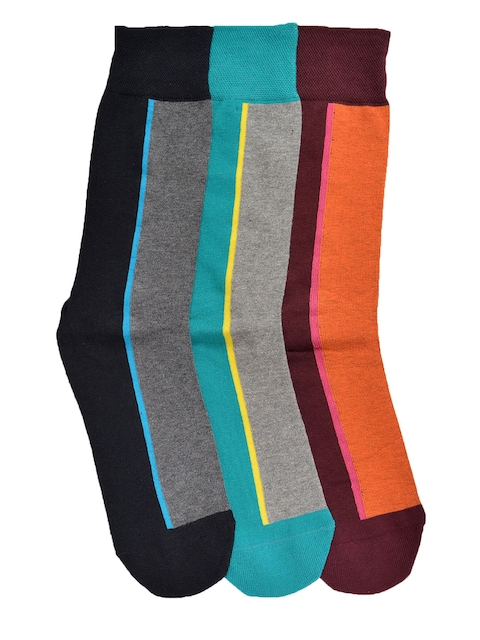 VINENZIA Men Pack Of 3 Socks