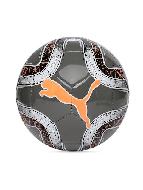 Puma Unisex Black & White FINAL 6 MS Trainer Football