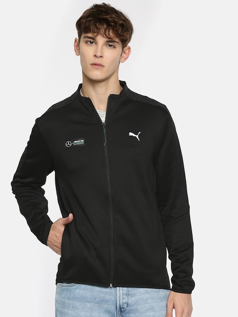 Puma Black MAPM T7 Track Sweatshirt