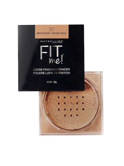 Maybelline 30 Medium Deep New York Fit me Loose Finishing Powder 20 g