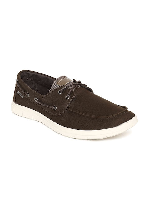 U.S. Polo Assn. Men Brown Loafers