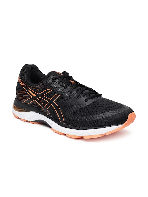 ASICS Men Black GEL-PULSE 10 Running Shoes