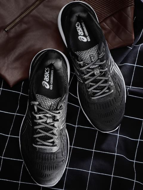 ASICS Men Black Gel-CUMULUS 20 Running Shoes