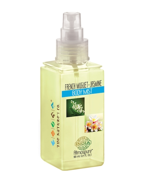 The Natures Co Jasmine French Muguet Body Mist 100 ml