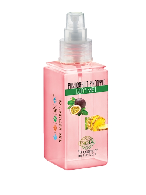 The Natures Co Passion Fruit & Pineapple Body Mist 100 ml