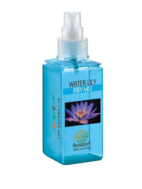 The Natures Co Water Lily Body Mist 100 ml