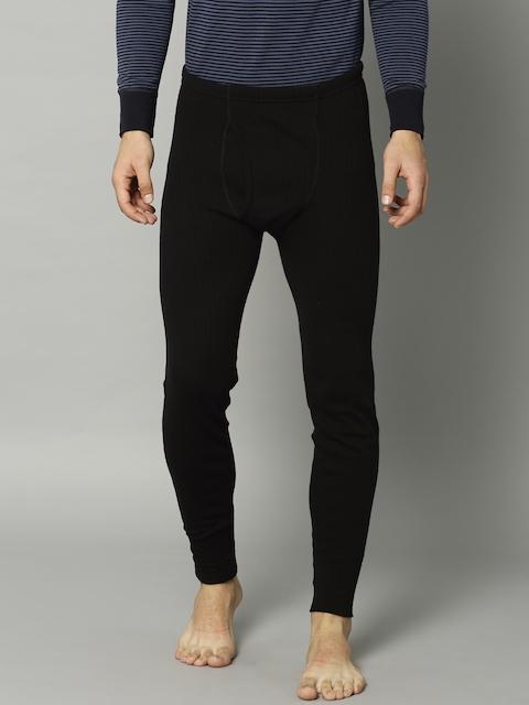 Marks & Spencer Men Black Solid Tights