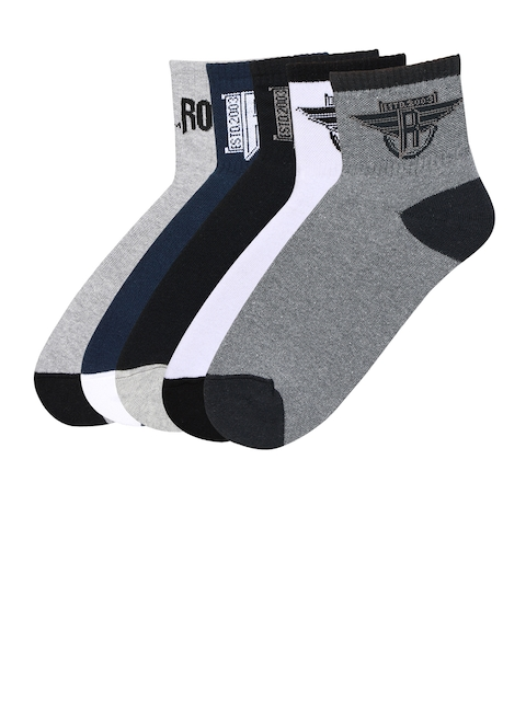 Supersox Men Pack Of 4 Above Ankle Length Socks