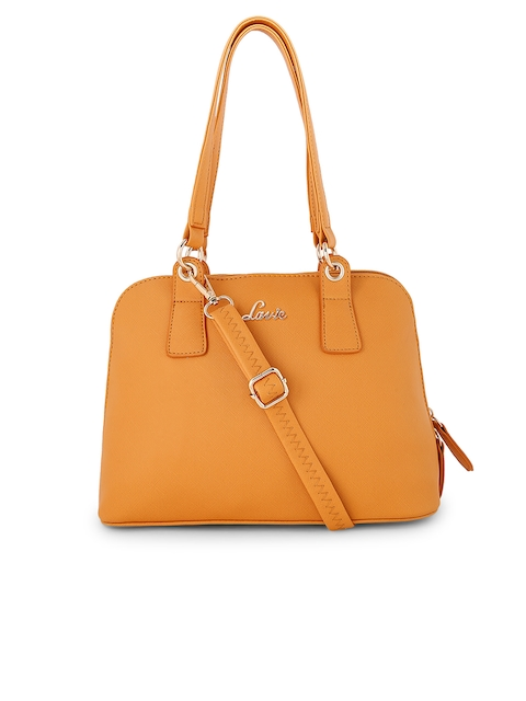 Lavie Tan Textured Satchel