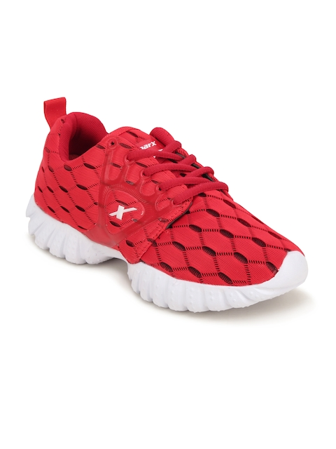 Sparx Women Red Running Shoes