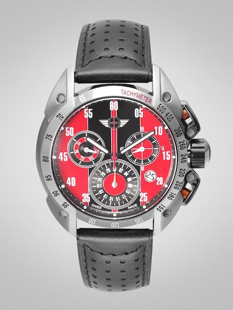 MINI Men Red & Black Swiss Chronograph Watch 160501_OR