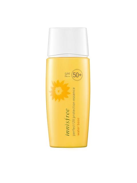 Innisfree Unisex Water Base SPF 50 Perfect UV Protection Essence 50 ml