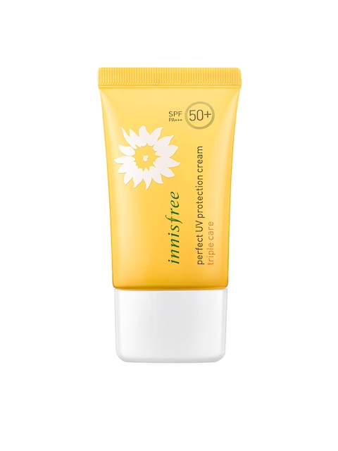 Innisfree Unisex Water Base SPF 50 Extreme UV Protection Gel Lotion 60