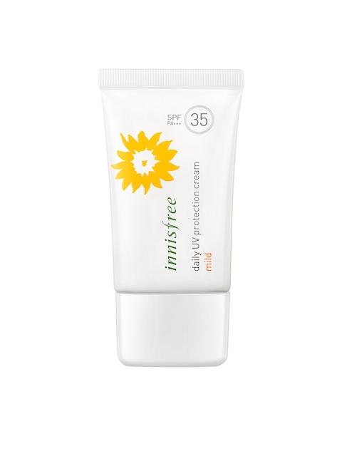 Innisfree Unisex Mild SPF 35 Daily UV Protection Cream 50 ml